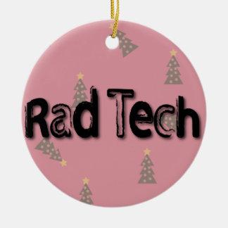 Rad Tech Christmas Tree Ornament