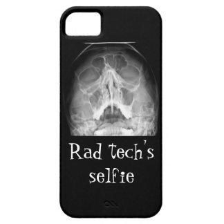 Rad tech selfies iPhone 5 cover