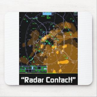 Radar Contact Mouse Pad