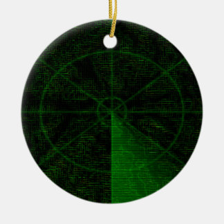 Radar ornament