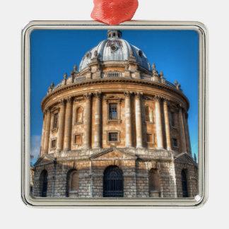 Radcliffe Camera Oxford Metal Ornament