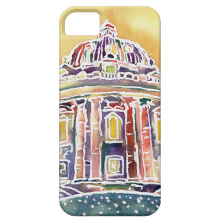 Radcliffe camera - watercolour painting case for the iPhone 5