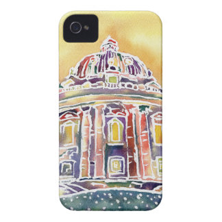 Radcliffe camera - watercolour painting iPhone 4 case