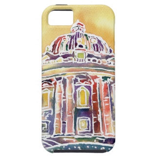 Radcliffe camera - watercolour painting iPhone 5 covers