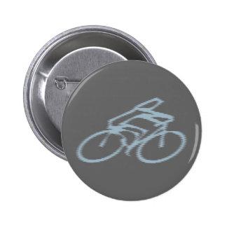 Radfahrer bicyclist anstecknadelbutton