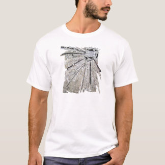 Radial Explosion T-Shirt