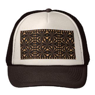 RADIAL Golden Spring PILLARS Elegant Deco GIFTS Hat