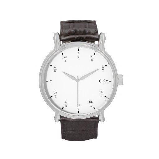 Radian Unit circle watch
