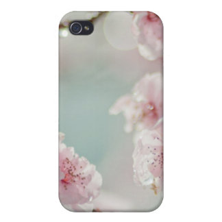 Radiant Blossoms iPhone Case Cases For iPhone 4