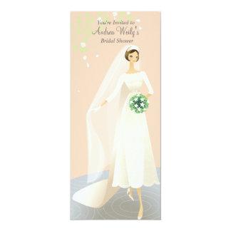 Radiant Bridal Shower Invitation