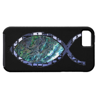 Radiant Christian Fish Symbol iPhone 5 Covers
