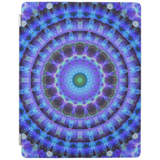 Radiant Core Mandala iPad Cover