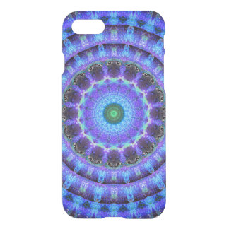 Radiant Core Mandala iPhone 7 Case