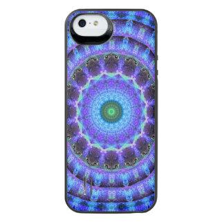 Radiant Core Mandala iPhone SE/5/5s Battery Case