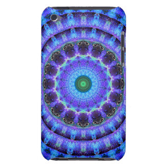 Radiant Core Mandala iPod Touch Covers
