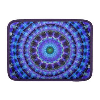 Radiant Core Mandala MacBook Air Sleeves