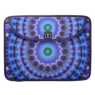 Radiant Core Mandala MacBook Pro Sleeve