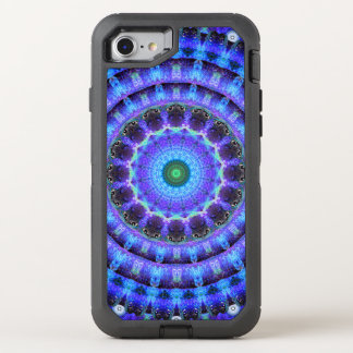 Radiant Core Mandala OtterBox Defender iPhone 7 Case