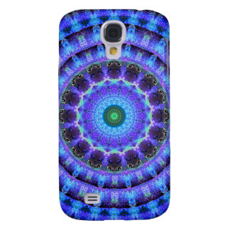 Radiant Core Mandala Samsung Galaxy S4 Cover