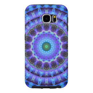 Radiant Core Mandala Samsung Galaxy S6 Cases