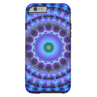 Radiant Core Mandala Tough iPhone 6 Case