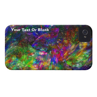 Radiant Crystals iPhone4 Case