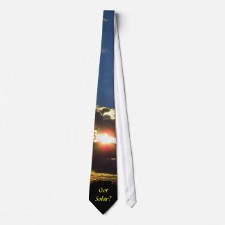 Radiant Got Solar? tie
