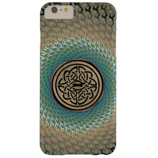Radiant Mandala Celtic Shield Knot iPhone 6 Plus Barely There iPhone 6 Plus Case
