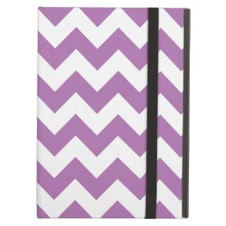 Radiant Orchid Chevron Zigzag iPad Air Cases