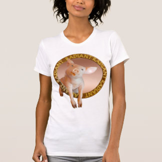 Radiant pig T-Shirt