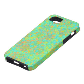Radiant Spring Delight Tough iPhone 5 Case