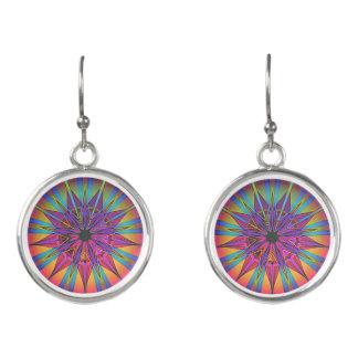 Radiant Star Earrings