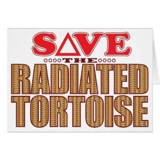 Radiated Tortoise Save Card