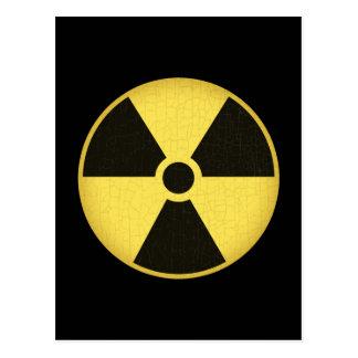Radiation 1 postcard