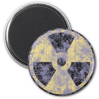Radiation -cl-dist magnet