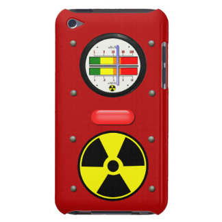 Radiation Geiger Counter Effect on iPod Touch Case