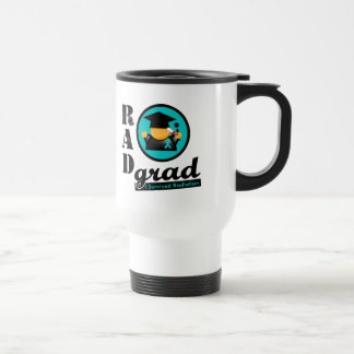Radiation Grad OVARIAN CANCER Stainless Steel Travel Mug