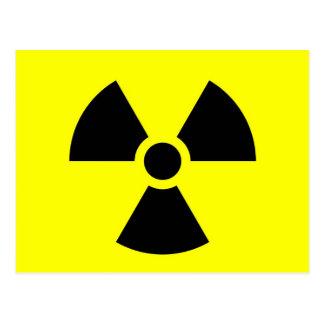 Radiation Postcard