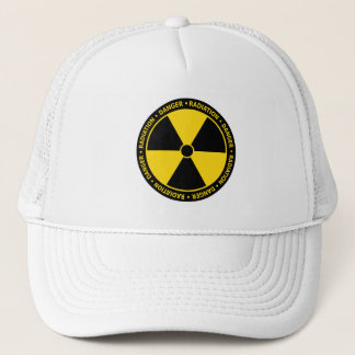 Radiation Symbol Hat