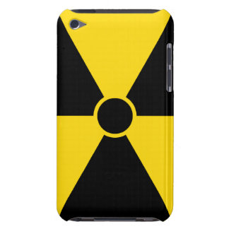 Radiation Symbol iPod Case