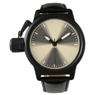 Radiation Symbol Men's Crown Protector Watch