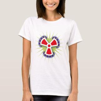 radiation-(White) T-Shirt
