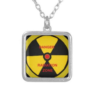 Radiation zone custom necklace