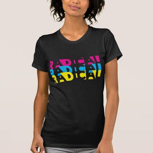 radical - 80's shirt