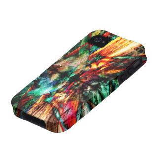 Radical Art 46 Case-Mate Case iPhone 4 Cases