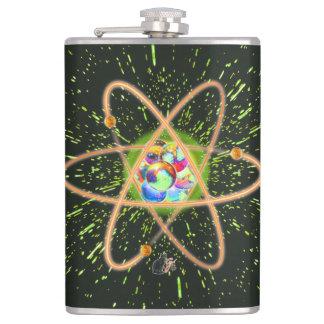 Radical Atomic Hip Flask