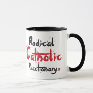 Radical Catholic Reactionary Mug