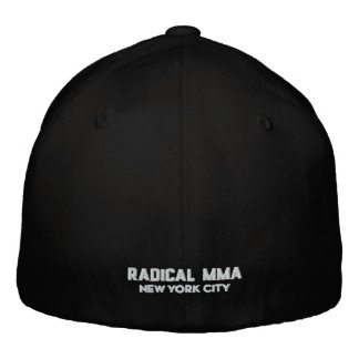 Radical MMA Logo Embroidered Hat