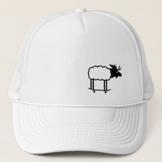 Radical Moose lamb tucker hat