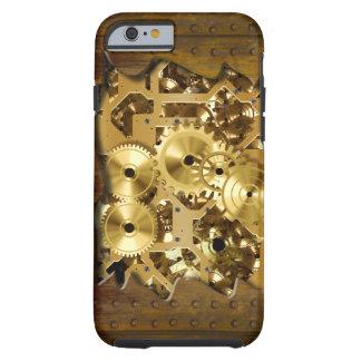 Radical Steampunk 3 Case Tough iPhone 6 Case